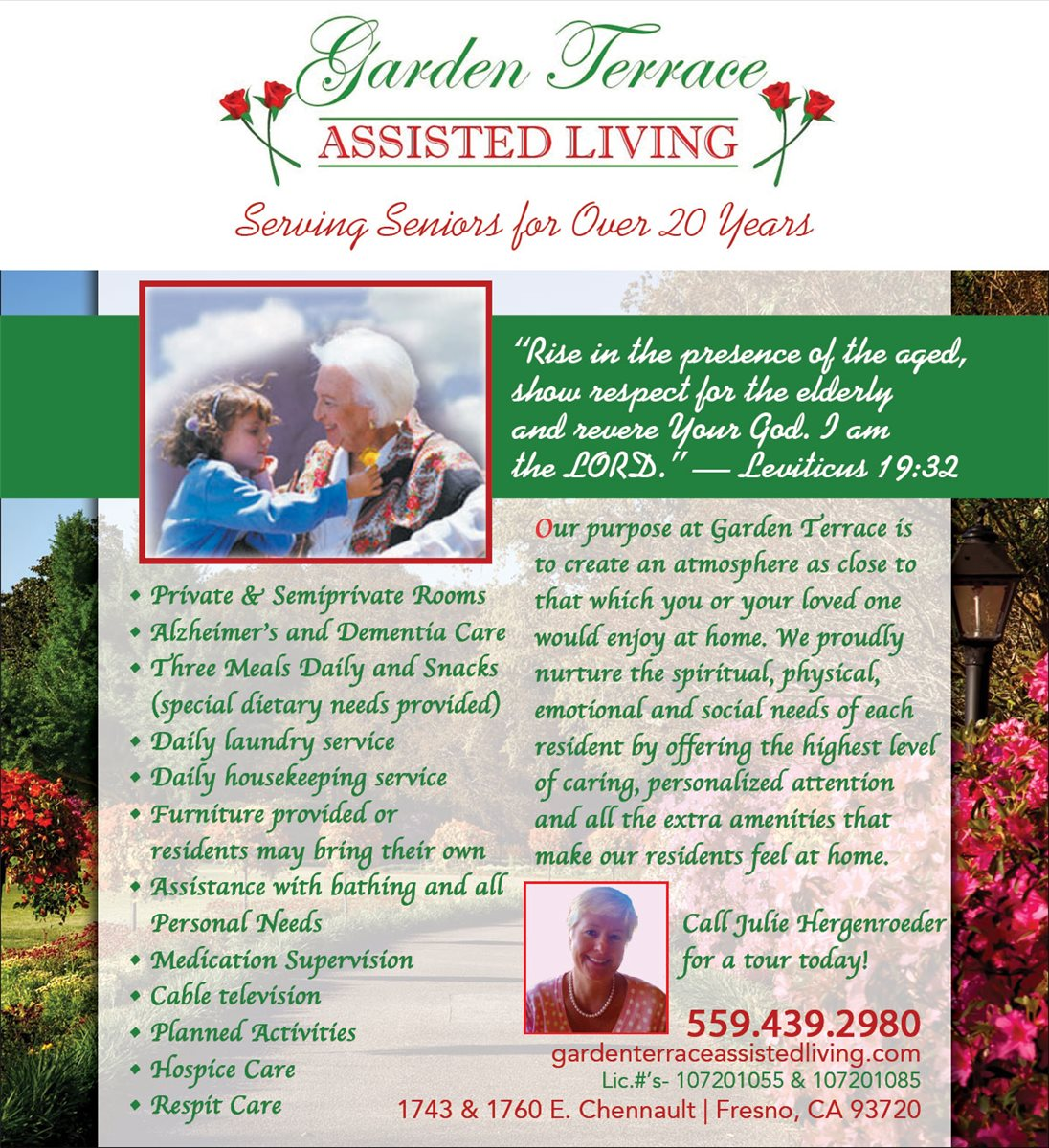 Garden Terrace Assisted Living