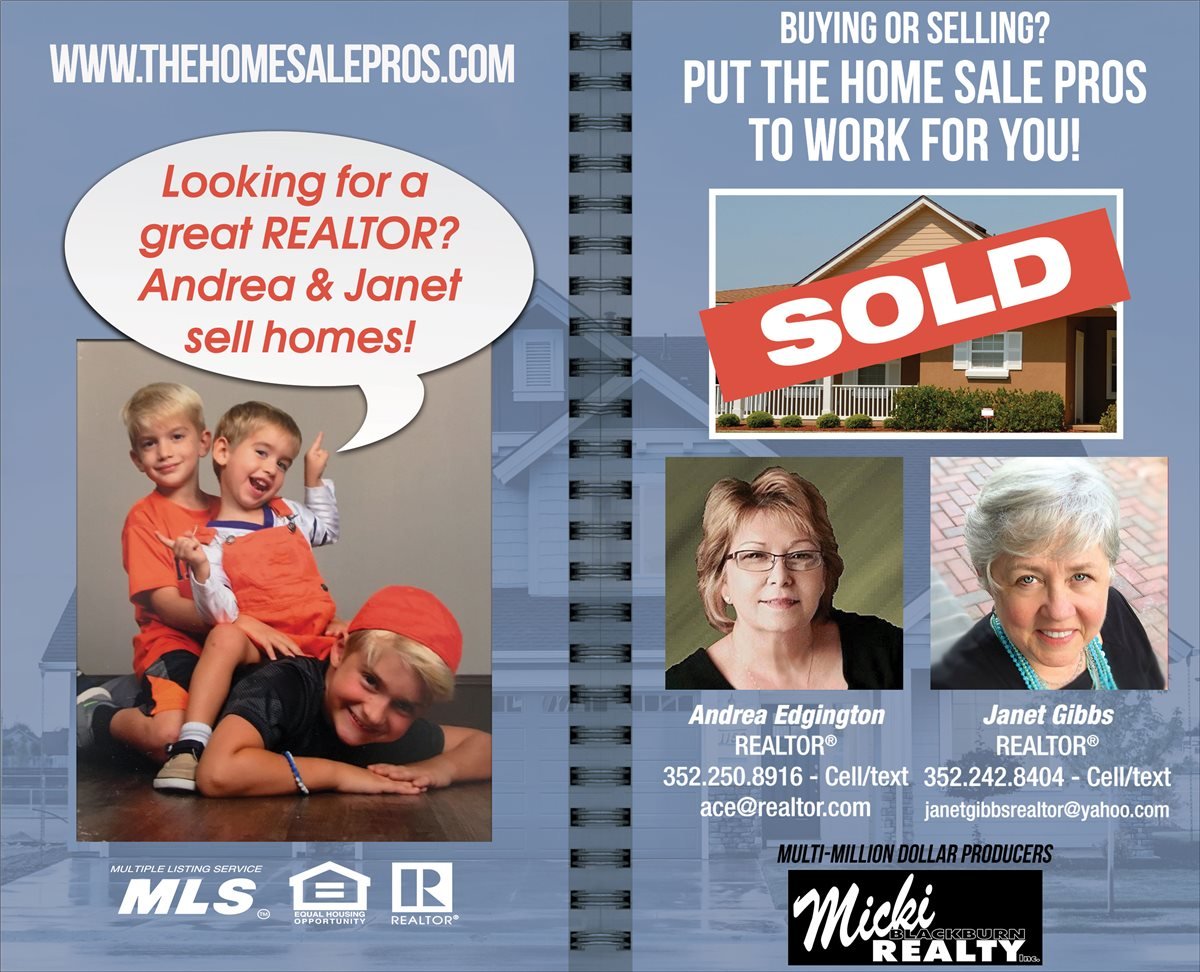 The Home Sale Pros - Andrea Edgington