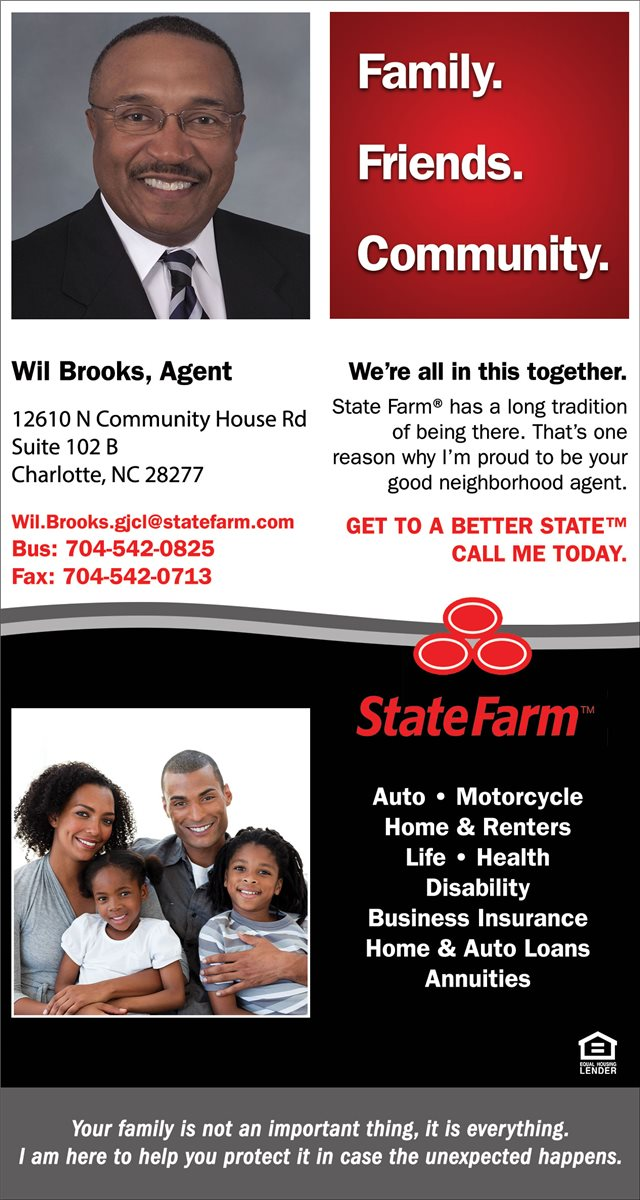 Wil Brooks - State Farm Insurance