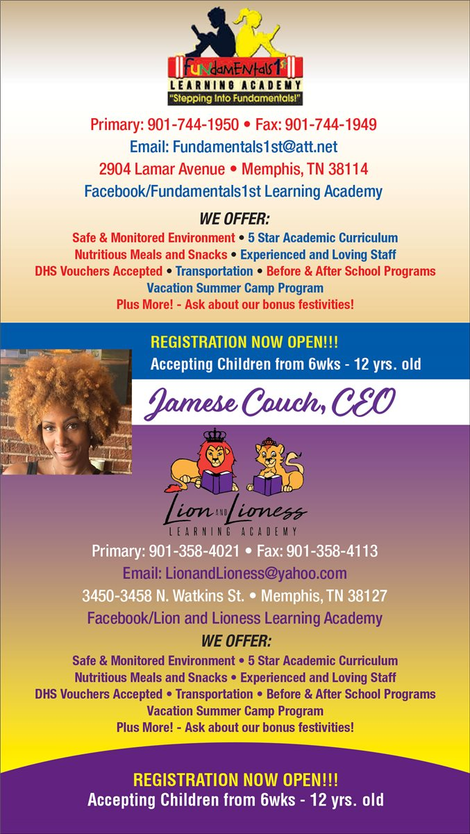 Fundamentals 1st Learning Academy