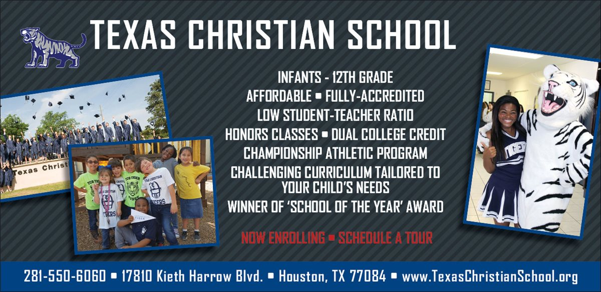 Texas Christian School >> Christians In Business Texas Christian School Details