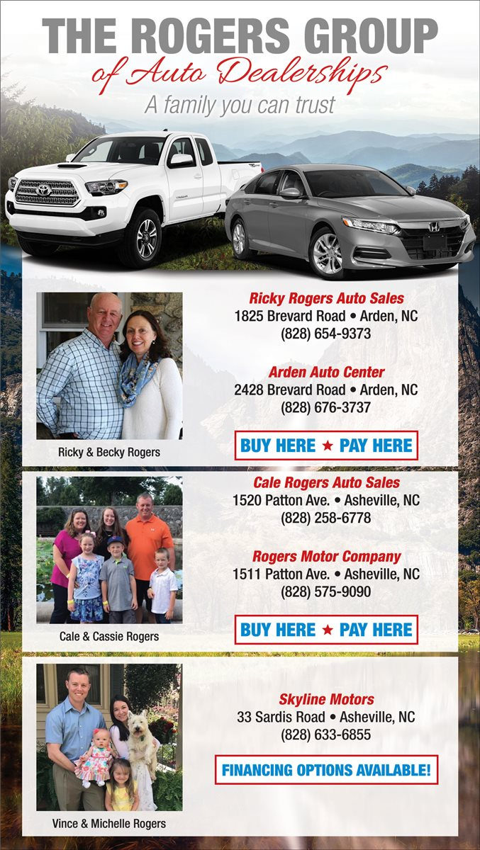 Christians In Business Ricky Rogers Auto Sales Inc Details