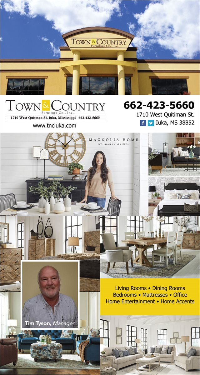 Town Country Furniture Co Inc, Town And Country Furniture Iuka Ms