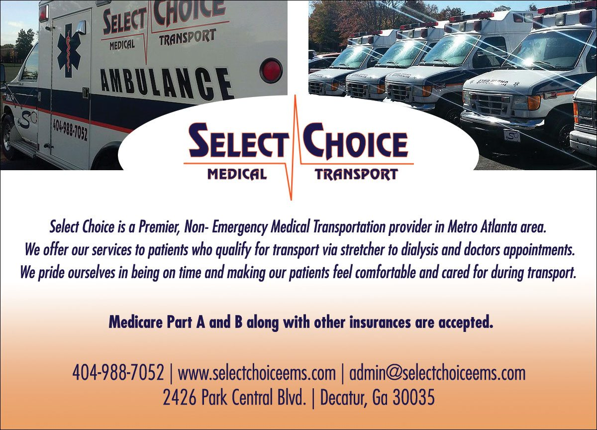 Select Choice Medical Transport