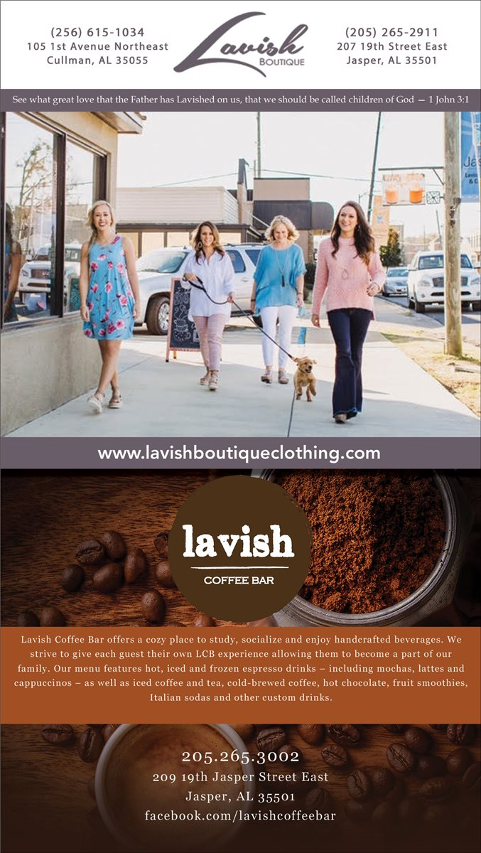 Lavish Boutique - Cullman