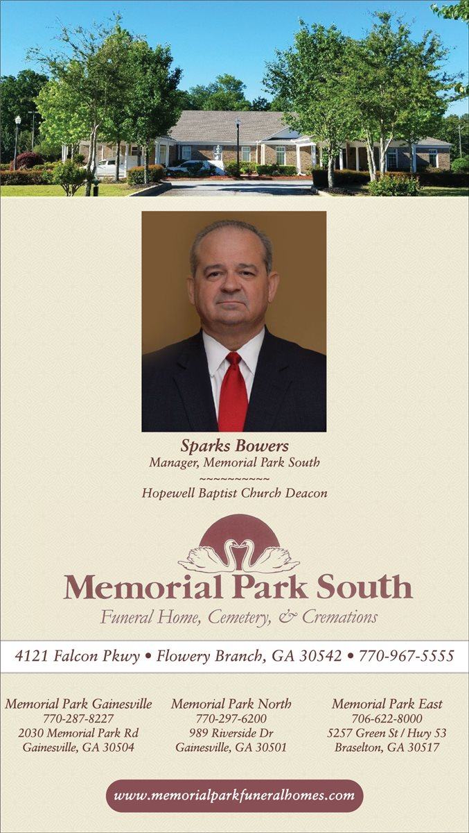Memorial Park South Funeral Home, Cemetery and Crematory