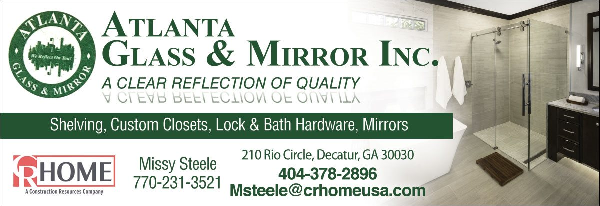 Christians In Business Atlanta Glass Mirror Inc Construction