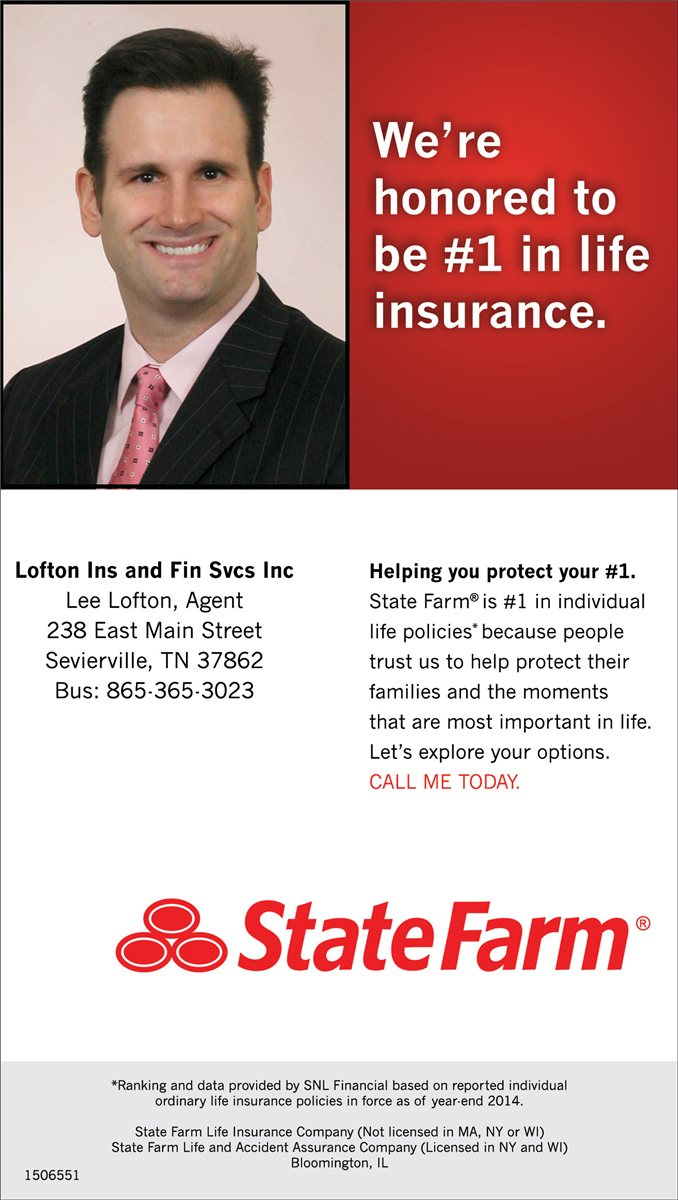 Lee Lofton State Farm Insurance