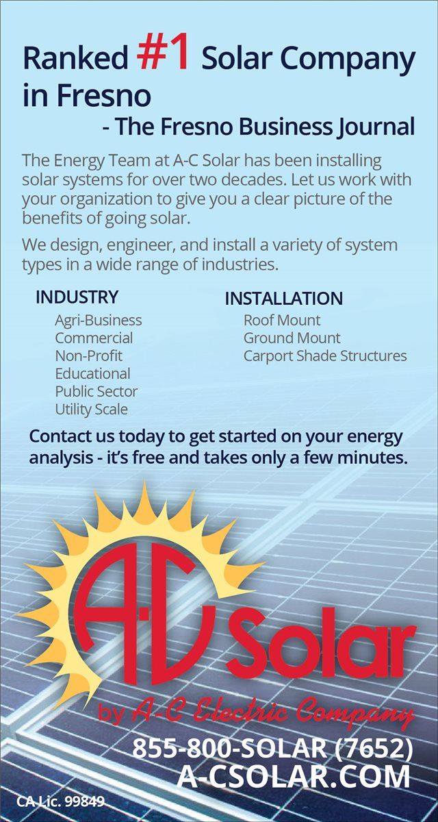 A-C Electric Company - Solar Division