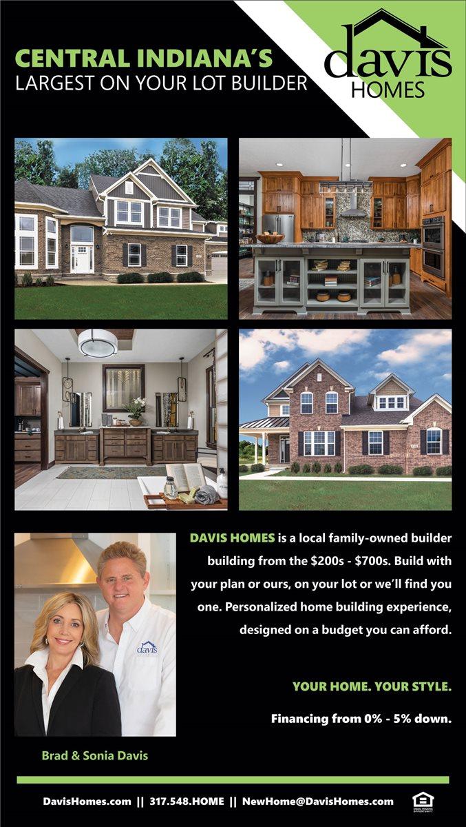 Christians In Business Davis Homes Details