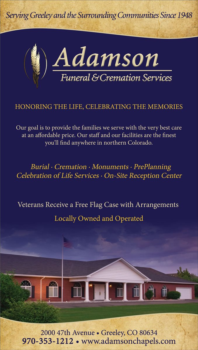 Adamson Funeral & Cremation Services
