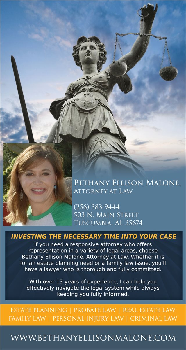 Law Office of Bethany Ellison Malone