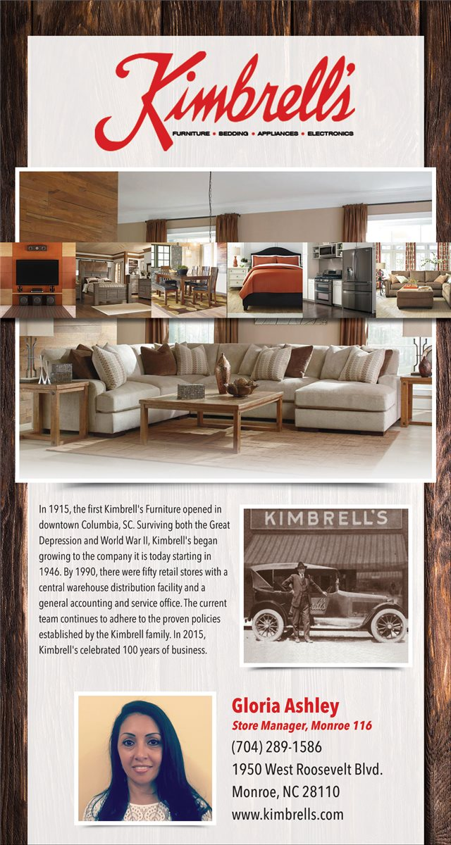 Christians In Business Kimbrell S Furniture Monroe Details