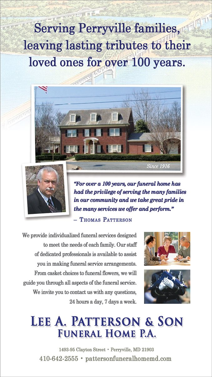 Lee A. Patterson & Son Funeral Home