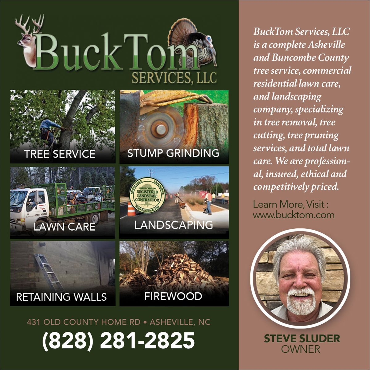 BuckTom Services, LLC