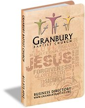 View Granbury Baptist Church's directory