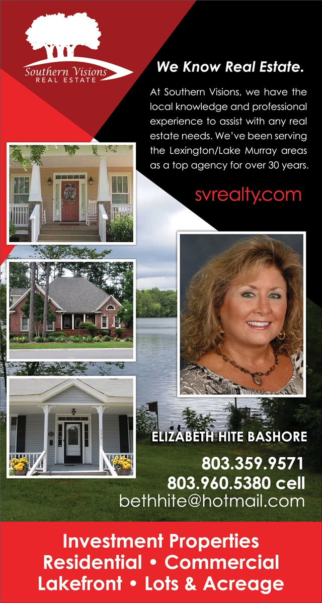 Southern Visions Realty - Elizabeth Hite Bashore