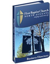 View First Baptist Church North Augusta's directory