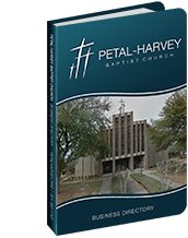 View Petal-Harvey Baptist Church's directory