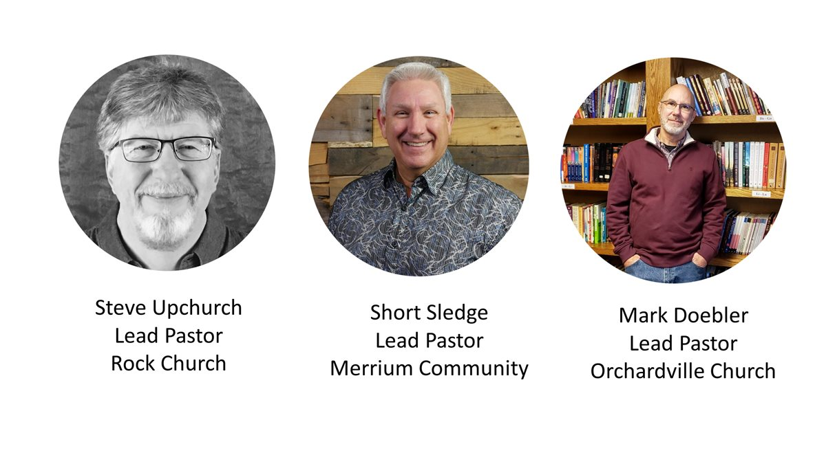 Three Church Business Directory (Rock Church, Merriam Community and Orchardville Church)